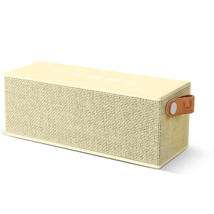 Boxa portabila FRESH 'N REBEL Rockbox Brick 157550, Bluetooth, Buttercup