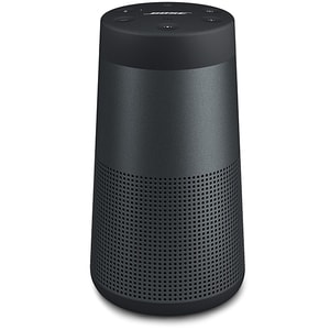 Boxa portabila BOSE Soundlink Revolve, Bluetooth, Waterproof, Sunet 360, negru