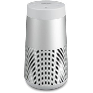 Boxa portabila BOSE Soundlink Revolve, Bluetooth, Waterproof, Sunet 360, argintiu