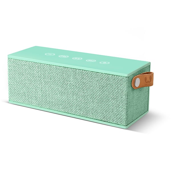 Boxa portabila FRESH 'N REBEL Rockbox Brick 156803, Bluetooth, Peppermint