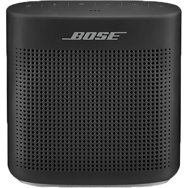 Boxa portabila BOSE Soundlink Color II, Bluetooth, Waterproof, negru