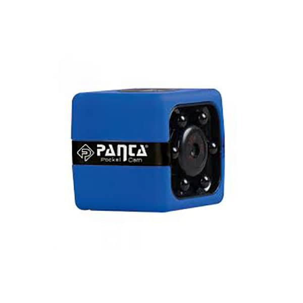 Camera supraveghere MEDIASHOP Panta Pocket, HD 720p, IR, Night Vision, albastru