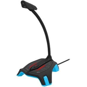 Microfon Gaming VERTUX Streamer-2, USB, negru-albastru