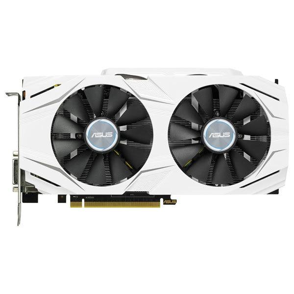Placa video ASUS NVIDIA GeForce GTX 1060, 6GB GDDR5, 192bit, DUAL-GTX1060-6G