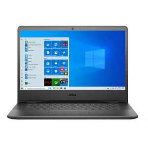 "Laptop DELL Vostro 3401, Intel Core i3-1005G1 pana la 3.4GHz, 14"" Full HD, 8GB, SSD 256GB, Intel UHD Graphics, Windows 10 Pro, negru"