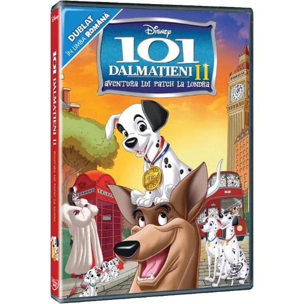 101 dalmatieni 2 : Aventura lui Patch la Londra DVD