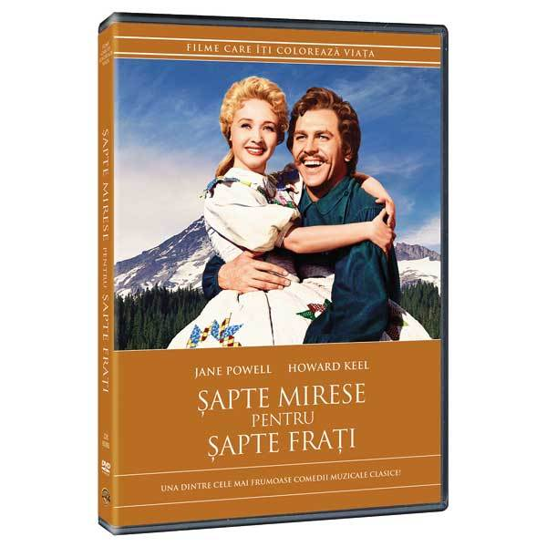 Sapte mirese pentru sapte frati - Editie de colectie DVD