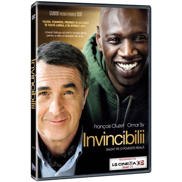 Invincibilii 2011 DVD