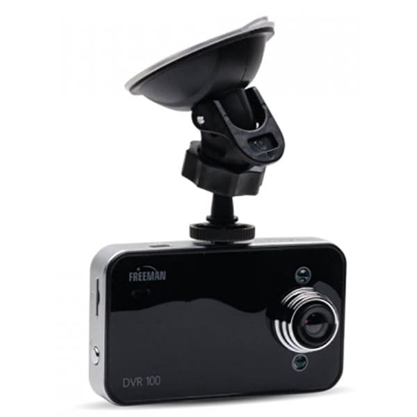 "Camera auto FREEMAN DVR 100, 2.4"", HD"