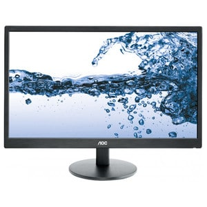 "Monitor LED TN AOC E2270SWHN, 21.5"", Full HD, 60Hz, negru"