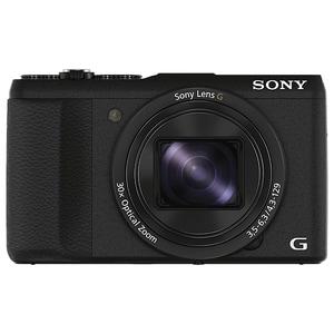 Aparat foto digital SONY DSC-HX60, 20.4 MP, Full HD, Wi-Fi, negru