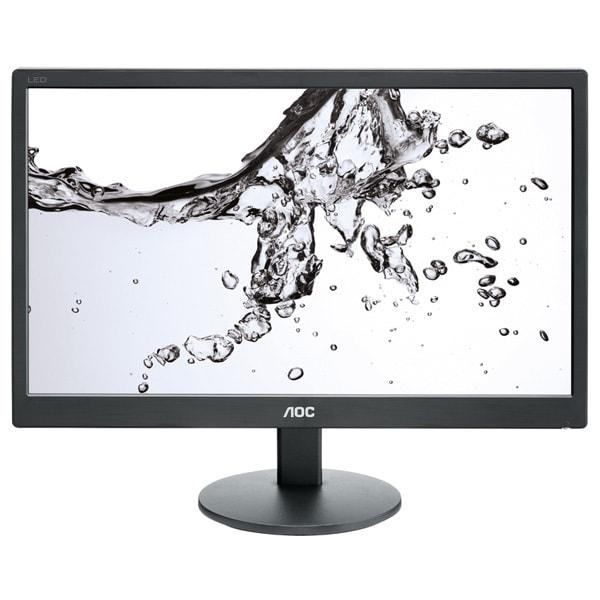 "Monitor LED TN AOC e970Swn, 18.5"", 60Hz, negru"