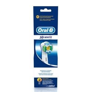 Rezerve periuta de dinti electrica ORAL-B EB18 3D White, 2buc