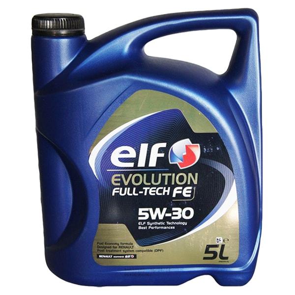 Ulei motor ELF, Evol Fulltech Fe, 5W30, 5l, ST