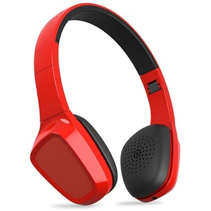Casti ENERGY SISTEM Headphones 1, Bluetooth, On-Ear, Microfon, rosu