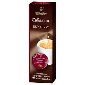 TCHIBO Cafissimo Espresso Intense Aroma, 10 buc
