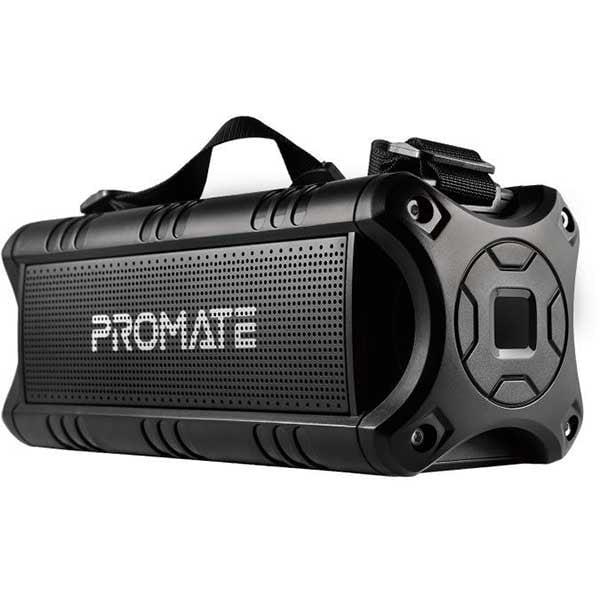 Boxa portabila PROMATE Escalade, 40W, Bluetooth, MicroSD, Waterproof, negru