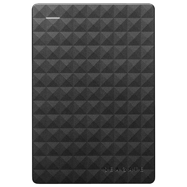 Hard Disk Drive portabil SEAGATE Expansion STEA2000400, 2TB, USB 3.0, negru