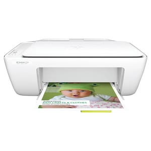 Multifunctional inkjet color HP DeskJet 2130 All-in-One, A4, USB