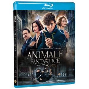 Animale fantastice si unde le poti gasi Blu-ray Steelbook 3D
