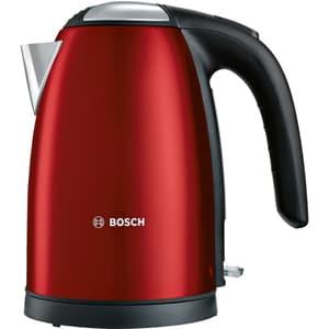 Fierbator apa BOSCH TWK7804, 1.7l, 2200W, rosu-negru