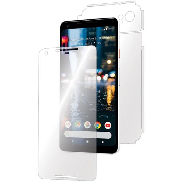 Folie protectie pentru Google Pixel 2 XL, SMART PROTECTION, fullbody, polimer, transparent