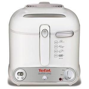 Friteuza TEFAL FR3021 Super Uno, 1.4kg, 2.2l, 1800W, alb