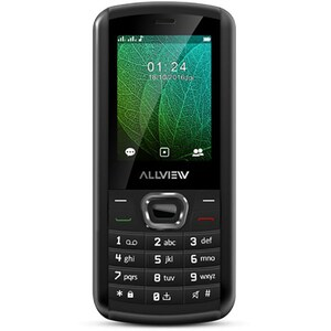 Telefon ALLVIEW M9 Jump, 64MB RAM, 3G, Dual SIM, Black
