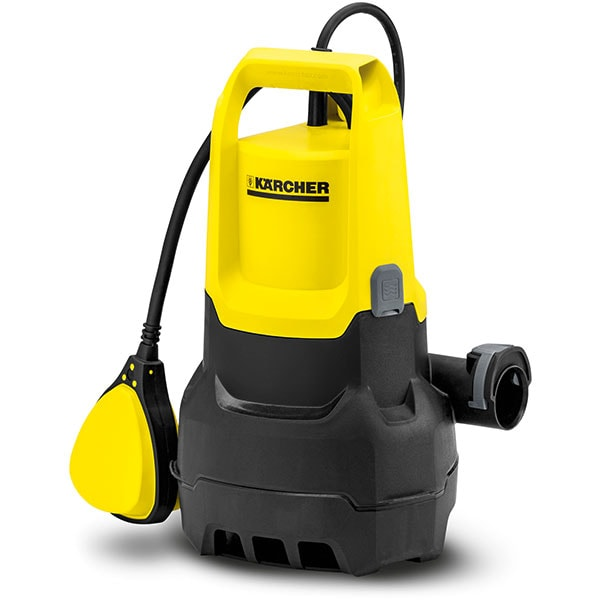 Pompa submersibila de apa KARCHER SP 3 Dirt, 350W