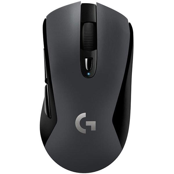 Mouse Gaming Wireless LOGITECH G603 Lightspeed, 12000 dpi, negru