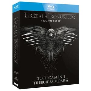 Urzeala tronurilor Sezonul 4 Blu-ray