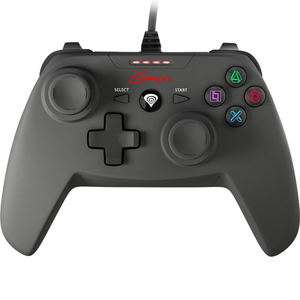 Gamepad NATEC Genesis P58 (PC/PS3), negru