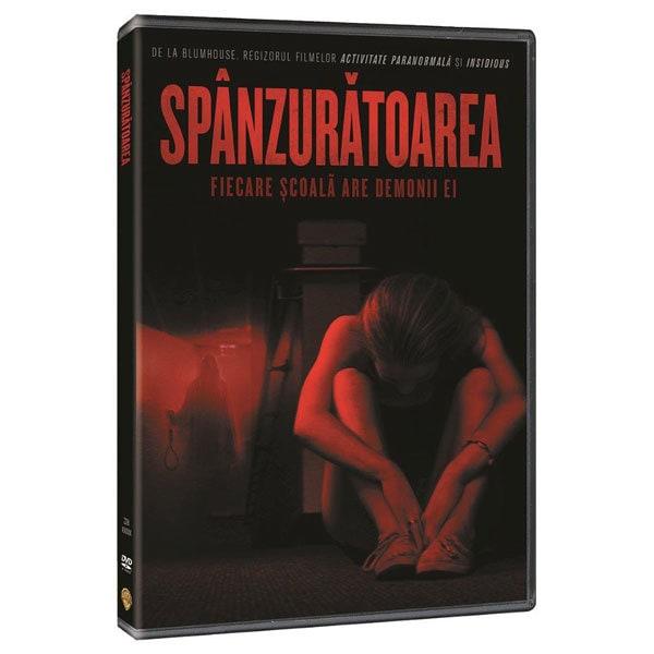 Spanzuratoarea DVD
