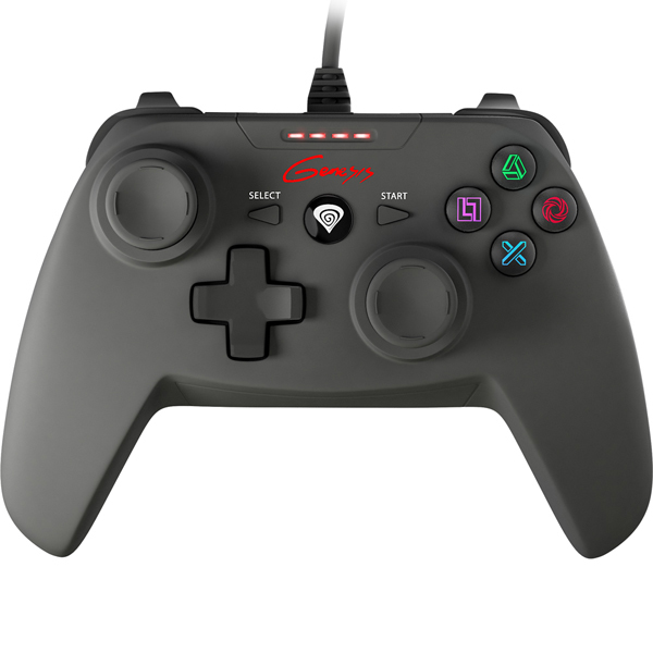 Gamepad NATEC Genesis P58 (PC, PS3)