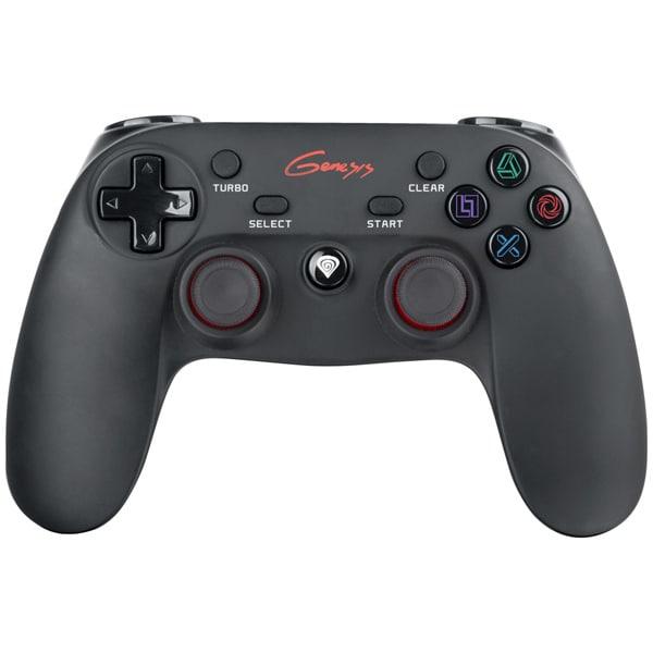 Gamepad Wireless NATEC Genesis PV65 (PC/PS3), negru