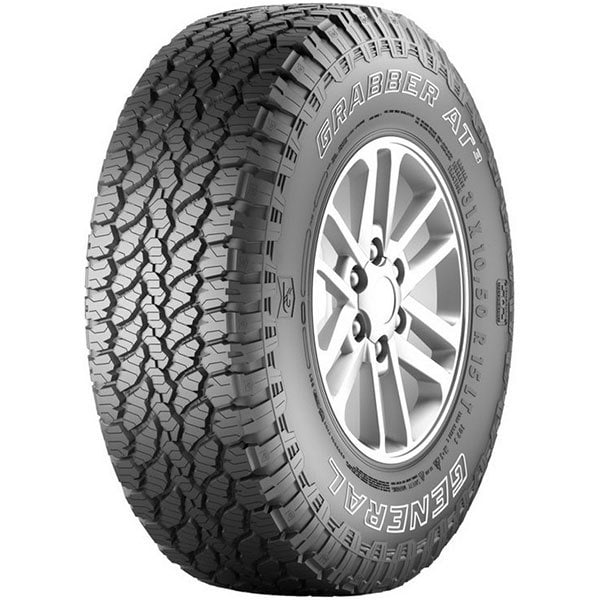 Anvelopa all season GENERAL TIRE GRABBER AT3 XL 255/70R15 112T