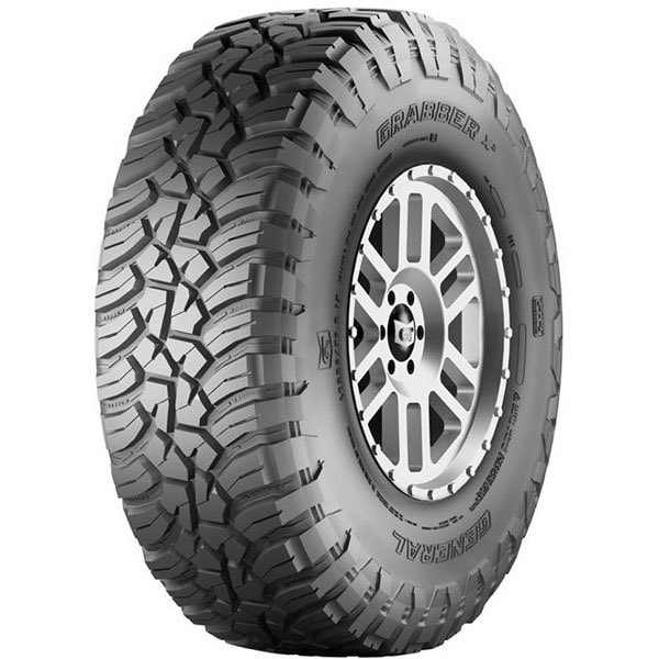 Anvelopa vara GENERAL TIRE GRABBER X3 FR 31X10.50 R15 109Q