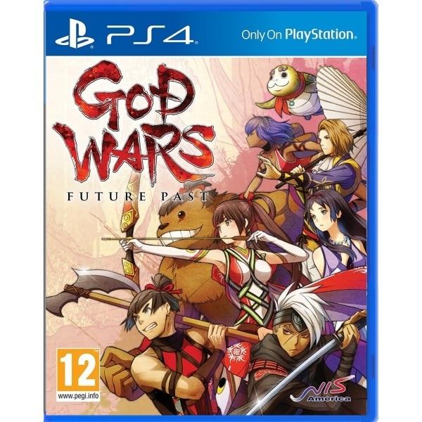 GOD WARS Future Past PS4