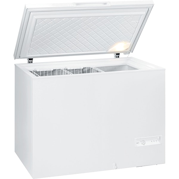 Lada frigorifica GORENJE FHE241W, 230 l, 85 cm, A+, alb