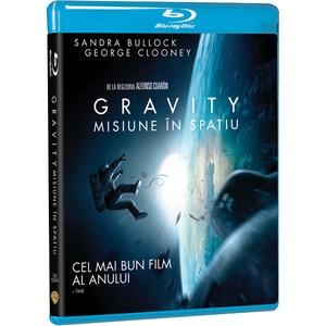 Gravity - Misiune in spatiu Blu-ray