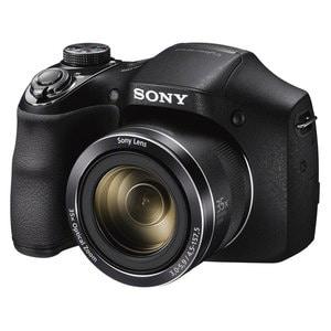 Aparat foto digital SONY DSC-H300, 20.1 MP, negru