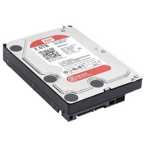 Hard Disk NAS WESTERN DIGITAL Red, 2TB, IntelliPower, SATA3, 64MB, WD20EFRX