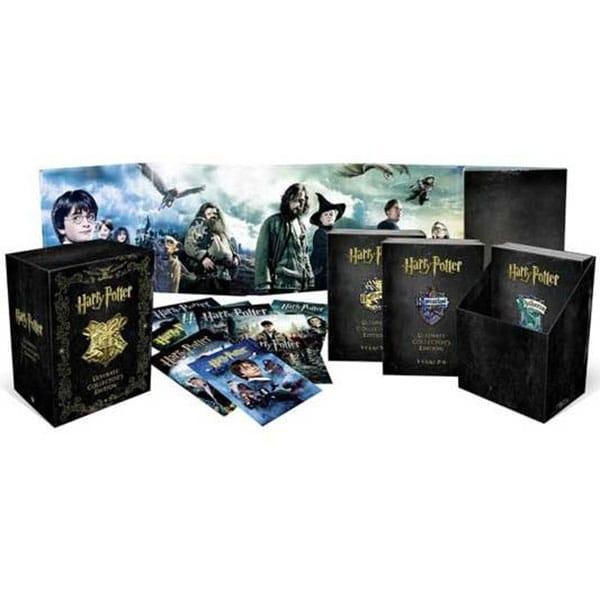 Harry Potter - Colectia completa 24 DVD