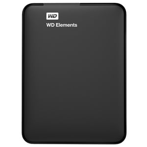 Hard Disk Drive WD Elements Portable WDBUZG0010BBK, 1TB, USB 3.0, negru