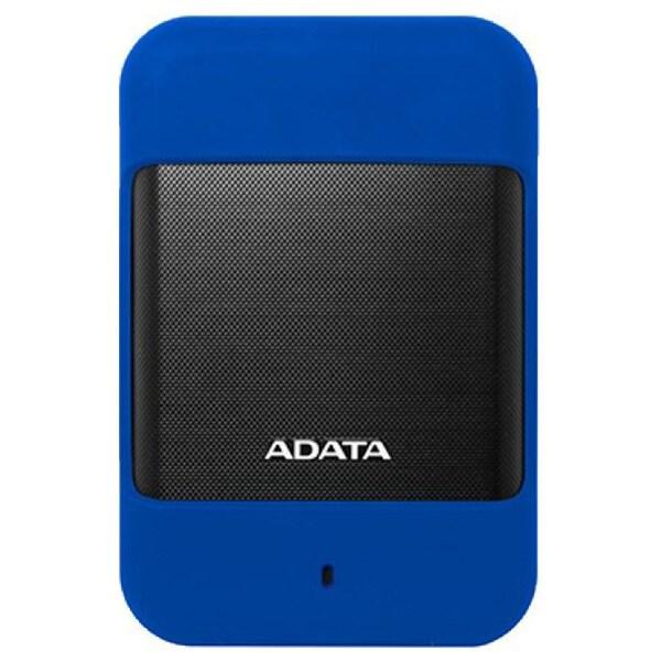 Hard Disk Drive portabil ADATA HD700, 1TB, USB 3.0, albastru