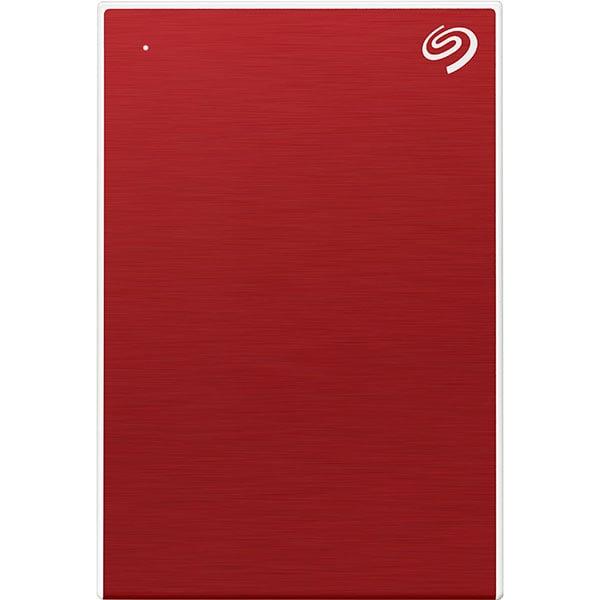 Hard Disk Drive portabil SEAGATE One Touch STKB1000403, 1TB, USB 3.2, rosu