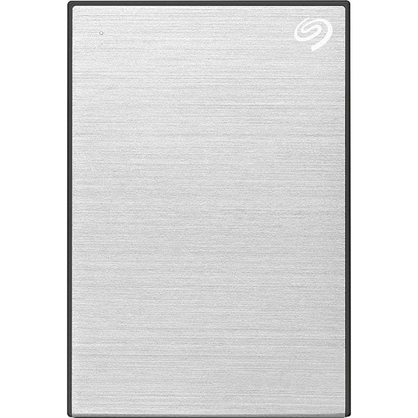 Hard Disk Drive portabil SEAGATE One Touch STKC4000401, 4TB, USB 3.2, argintiu