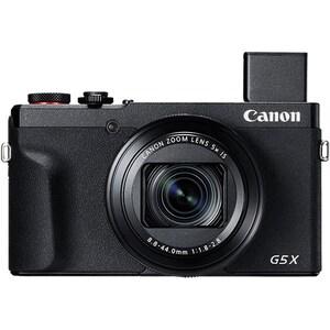 Aparat foto digital CANON PowerShot G5 X Mark ll, 4K, 20.1Mp, 5x, 3 inch, negru