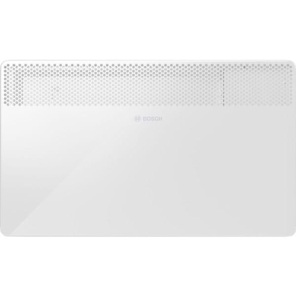 Convector electric de podea/perete BOSCH HC4000-20 7738336937, 2000W, Control electronic, alb