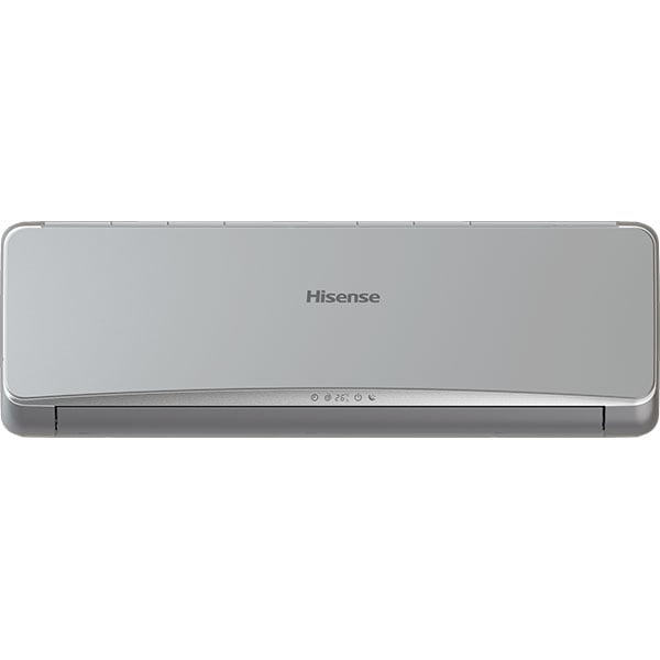 Aer conditionat  HISENSE Comfort, 12000 BTU, A++/A+, Wi-Fi, kit instalare inclus, argintiu